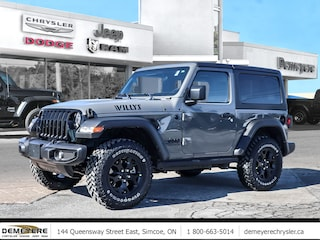 2021 Jeep Wrangler WILLYS | NO PAYMENTS FOR 3 MONTHS 4x4