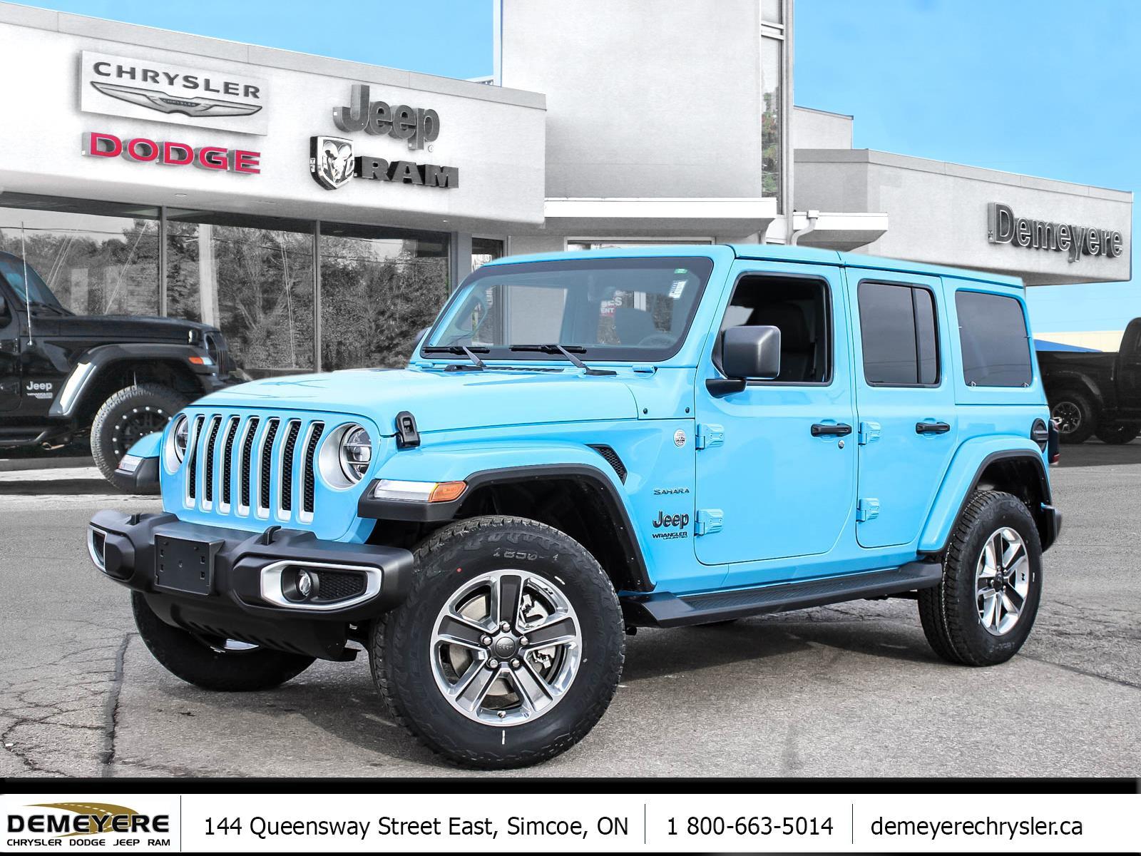2021 Jeep Wrangler 4x4