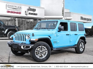 2021 Jeep Wrangler SAHARA | NO PAYMENTS FOR 3 MONTHS OAC 4x4