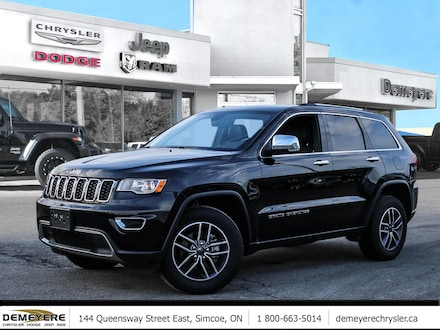 2020 Jeep Grand Cherokee LIMITED | LEATHER | NAVIGATION SUV