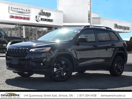 2019 Jeep New Cherokee ALTITUDE EDITION   ONLY $99 PER WEEK-0 DOWN* SUV