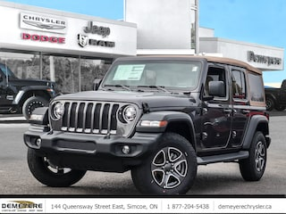 2020 Jeep Wrangler Unlimited UNLIMITED | LED LIGHTS | COLD WEATHER GRP |  SUV