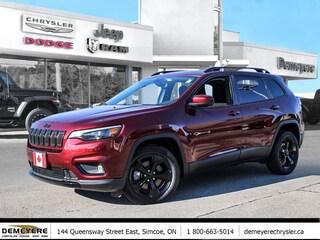 2020 Jeep Cherokee ALTITUDE | NAVIGATION | COMPANY DEMO Front-wheel Drive