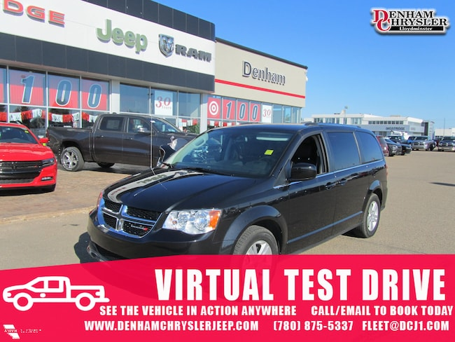 2019 Dodge Grand Caravan Crew Plus Mini-van, Passenger