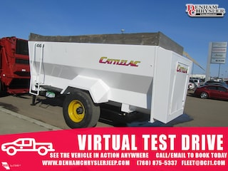 2017 Cattelac Silage Wagon 460 Familiale