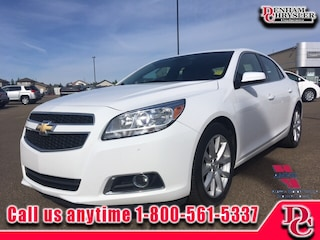 2013 Chevrolet Malibu LT Car