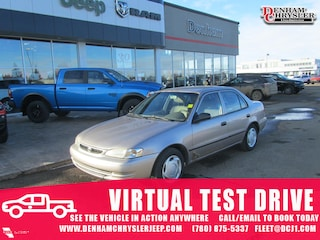 1999 Toyota Corolla VE Car
