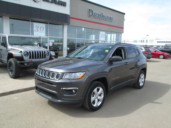 2017 Jeep Compass North Sport Utility