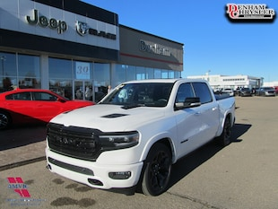 2021 Ram 1500 Limited Night Edition Truck Crew Cab