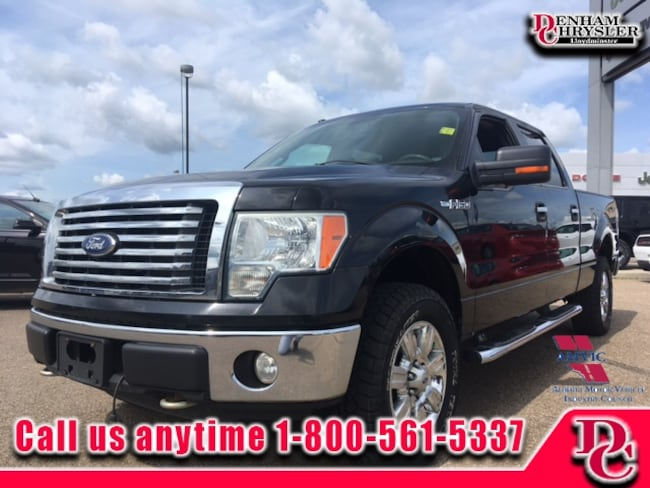 2010 Ford F-150 XLT Crew Cab Pickup - Short Bed