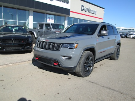 2020 Jeep Grand Cherokee Trailhawk Sport Utility