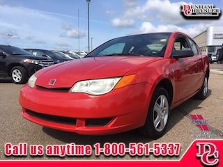 2007 Saturn Ion Quad Coupe Car