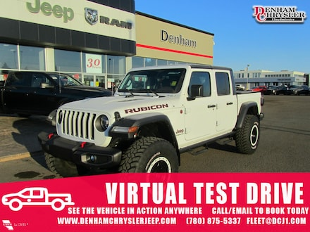 2020 Jeep Gladiator Rubicon Crew Cab Pickup - Short Bed
