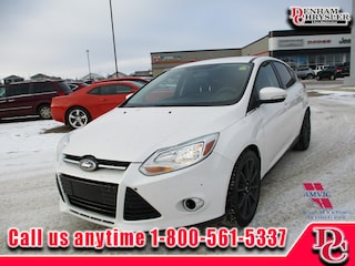 2012 Ford Focus SEL Car