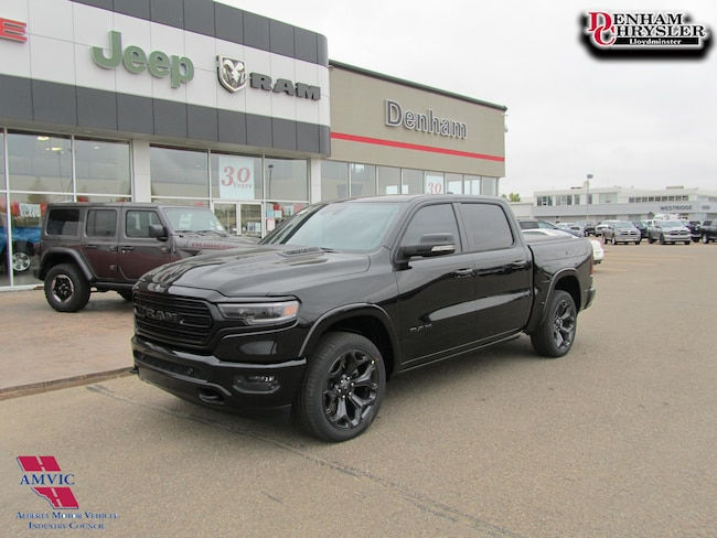 2020 Ram 1500 Limited Black Appearance Truck Crew Cab