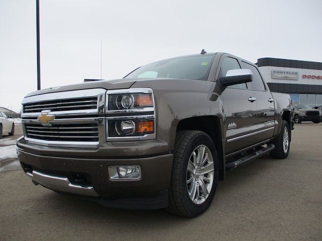 2014 Chevrolet Silverado 1500 High Country Crew Cab Pickup - Standard Bed