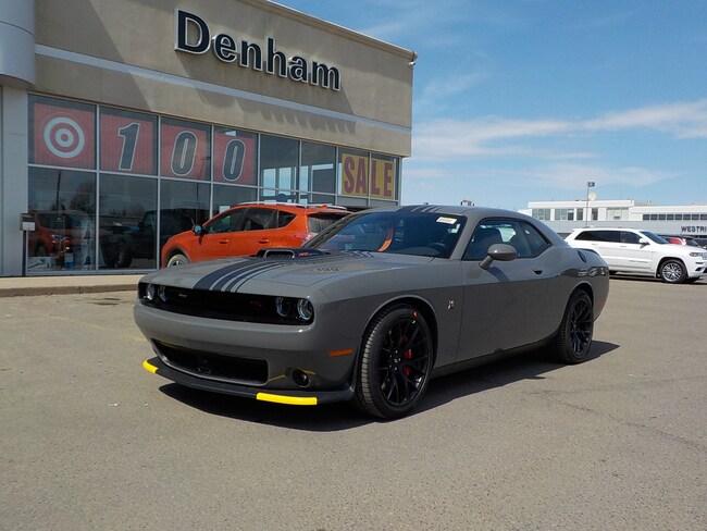 New 2018 Dodge Challenger For Sale At Denham Chrysler Ltd Vin