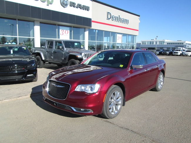 2018 Chrysler 300 300 Limited Car
