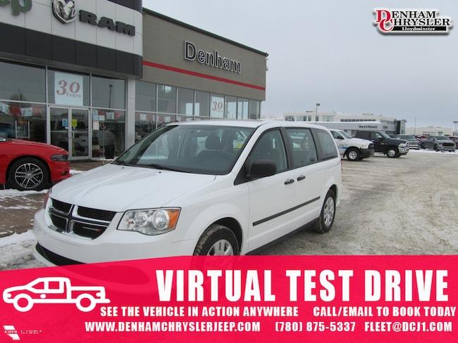 2016 Dodge Grand Caravan Canada Value Package Mini-van, Passenger