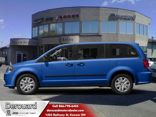 2019 Dodge Grand Caravan Canada Value Package Van in Kenora, ON, at Derouard RAM Jeep Dodge Chrysler