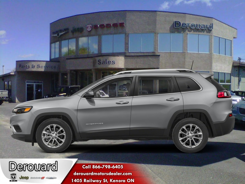 2019 Jeep New Cherokee Sport - Heated Seats SUV