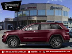 2019 Jeep Grand Cherokee Limited X - Leather Seats SUV