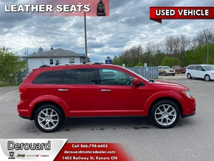 2016 Dodge Journey R/T - Leather Seats -  Bluetooth SUV