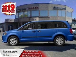 2019 Dodge Grand Caravan Canada Value Package Van in Kenora, ON, at Derouard RAM Jeep Dodge Chrysler