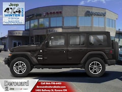2021 Jeep Wrangler Sport Altitude Unlimited 4x4