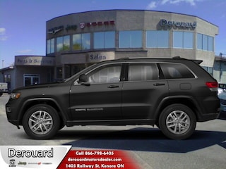 2020 Jeep Grand Cherokee Altitude - Sunroof SUV in Kenora, ON, at Derouard RAM Jeep Dodge Chrysler