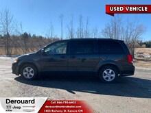 2011 Dodge Grand Caravan SXT -  Power Windows Van