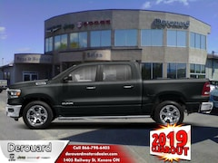 2019 Ram All-New 1500 Laramie - Hemi V8 - Sunroof - Leather Seats Truck Crew Cab