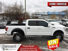 2015 Ford F-150 Lariat - One Owner - Leather Seats Crew Cab