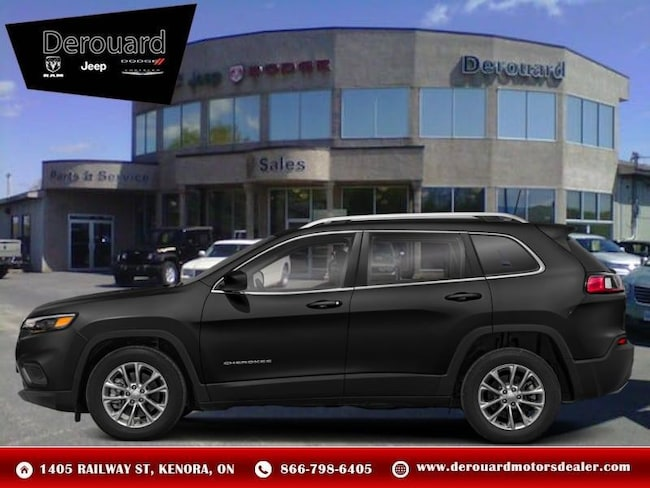 2019 Jeep New Cherokee Altitude - Memory Seat -  Android Auto SUV in Kenora, ON, at Derouard RAM Jeep Dodge Chrysler