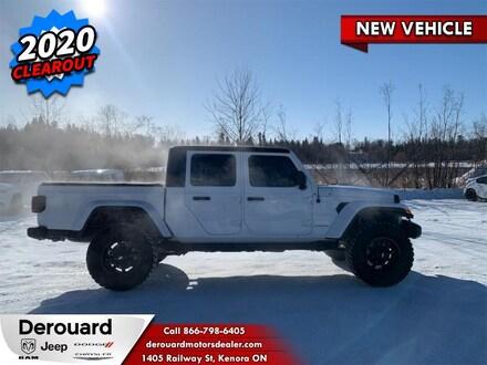 2020 Jeep Gladiator Overland Cabine régulière