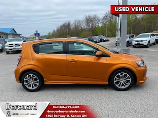 2018 Chevrolet Sonic LT - Bluetooth - Low Mileage Sedan