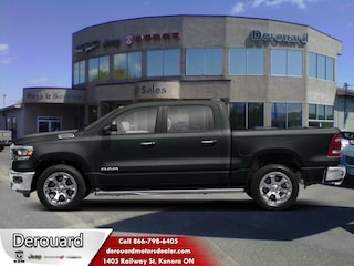 2020 Ram 1500 Big Horn - Hemi V8 Truck Crew Cab in Kenora, ON, at Derouard RAM Jeep Dodge Chrysler