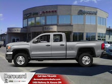 2015 GMC Sierra 2500HD SLT - One Owner - Leather Seats Double Cab