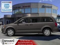 2020 Dodge Grand Caravan Crew - Leather Seats Van