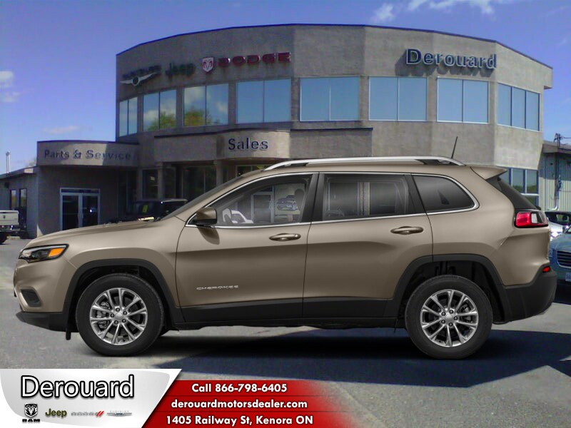 2019 Jeep New Cherokee North - Sunroof - Heated Seats SUV