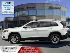 2021 Jeep Cherokee 80th Anniversary - Leather Seats 4x4