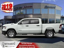 2019 Ram 1500 Tradesman - Trailer Hitch Crew Cab