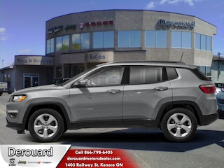 2019 Jeep Compass North - Heated Seats SUV in Kenora, ON, at Derouard RAM Jeep Dodge Chrysler
