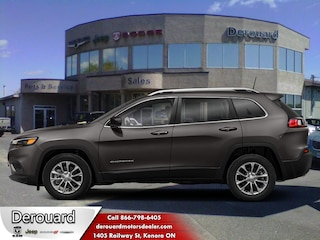 2020 Jeep Cherokee High Altitude - Sunroof - Luxury Group SUV in Kenora, ON, at Derouard RAM Jeep Dodge Chrysler