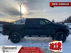2019 Ram All-New 1500 Laramie - Leather Seats -  Cooled Seats Truck Crew Cab