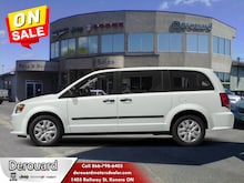 2018 Dodge Grand Caravan SXT -  Power Windows Van