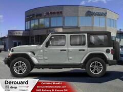 2021 Jeep Wrangler Sahara Unlimited - Leather Seats 4x4