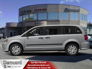 2019 Dodge Grand Caravan 35th Anniversary Van in Kenora, ON, at Derouard RAM Jeep Dodge Chrysler