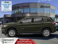 2021 Jeep Compass North 4x4