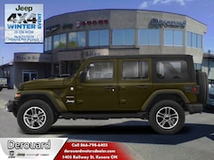 2021 Jeep Wrangler Altitude Unlimited - Hardtop 4x4